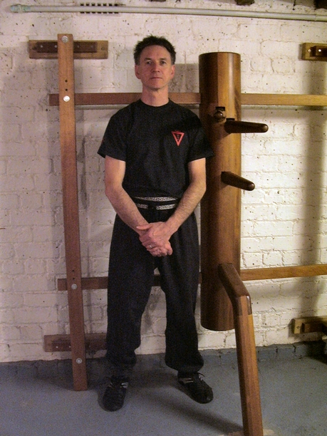 Sifu Mike Gorton